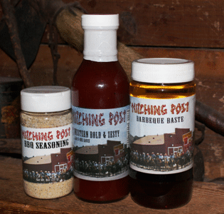 HP Seasoning, BBQ Baste and BBQ Sauce