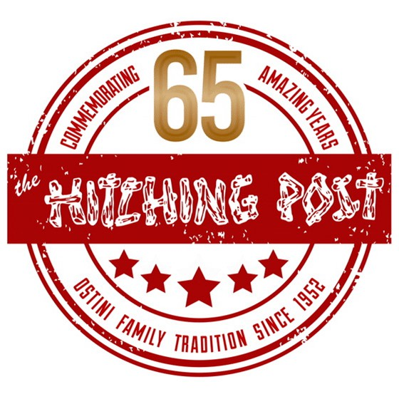 Hitching Post Anniversary Coin Celebrating 65 years